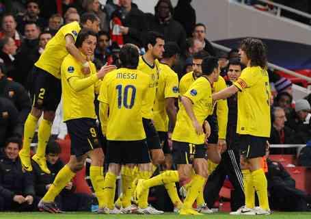 Previa: FC Barcelona - Arsenal 3