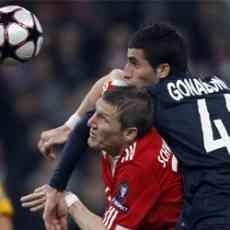 El Lyon buscará sorprender al Bayern Munich 3