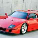 Compra una casa de lujo y te regalan un Ferrari F40 7