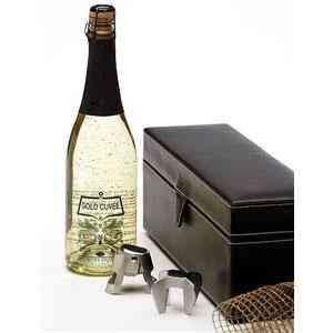 Gold Cuvée, champán con oro 6