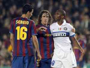 Previa: Inter de Milan - F.C. Barcelona 3