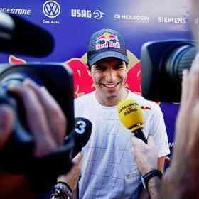 Jaime Alguersuari feliz con sus puntos 3