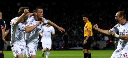 El Bayern espera a su rival para la final del Santiago Bernabéu 3