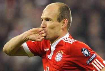Robben adelanta a un Bayern muy superior 3