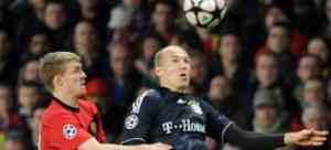 Un gran Manchester United es eliminado por un eficaz Bayern Munich 3