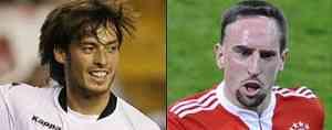 Silva gana enteros a Ribery 3