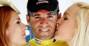Samuel Sánchez gana la etapa reina y Valverde coge el maillot de líder