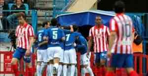 El Xerez ganó en el Vicente Calderón 3