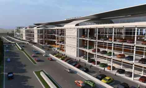 Autopia Europia, 200 concesionarios en un solo edificio en Turquía 33