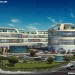 Autopia Europia, 200 concesionarios en un solo edificio en Turquía 36