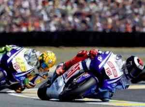 Jorge Lorenzo sigue mojando la oreja a Rossi 3