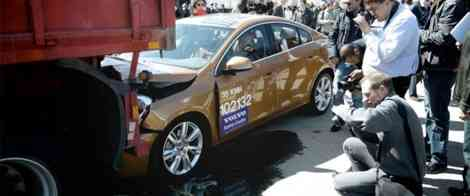 Volvo estrella un S60 nuevo en una demostración para periodistas 8
