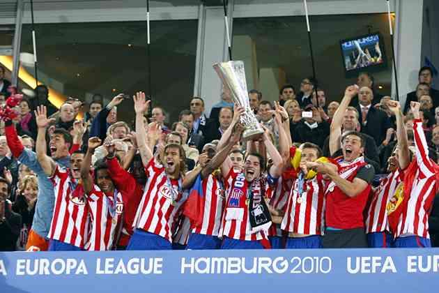 El Atlético alcanza la gloria de Europa 3