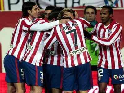 El Atlético de Madrid ya ha puesto rumbo a Hamburgo 3