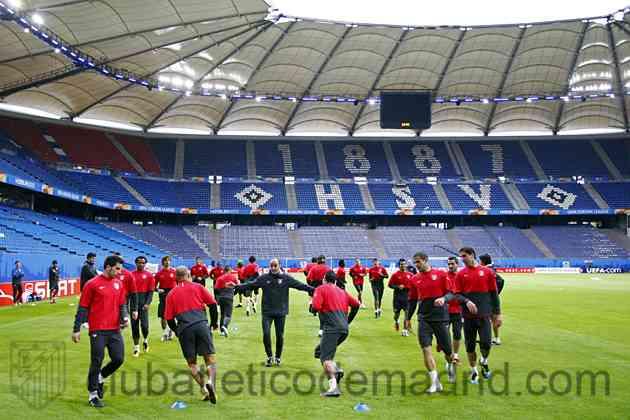 Previa: Atlético de Madrid - Fulham 3