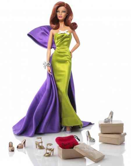 Christian Louboutin y su nueva y exclusiva Barbie 3