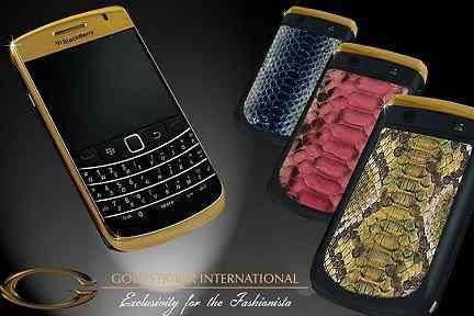 Blackberry Gold 9700 3