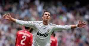 Un Cristiano Ronaldo animal arrasó el ONO Estadi 3
