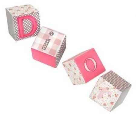 Cubos para bebé de Dior 3