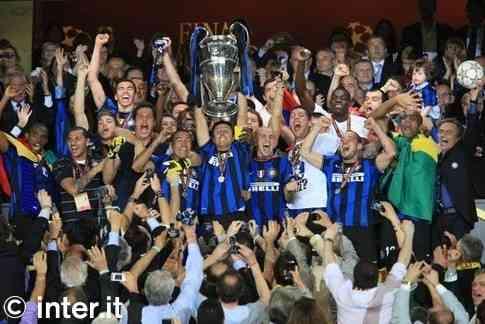 El Inter se proclama Campeón de Europa 3