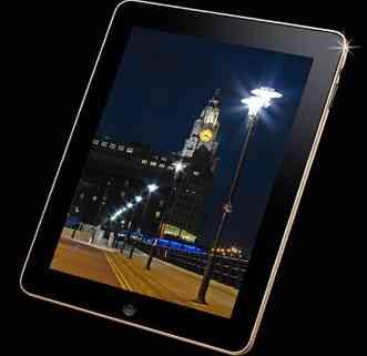 iPad de lujo por Stuart Hughes 5