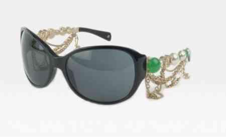 Impresionantes gafas de Chanel 9