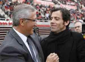 El Atlético de Madrid piensa en Manzano como segunda opción