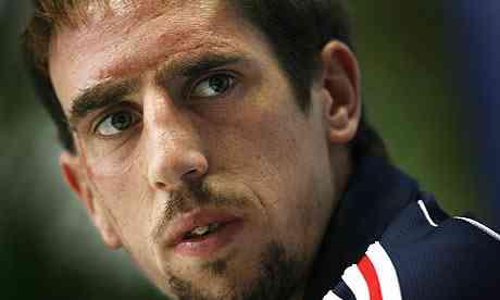 Ribery no jugará la final de la Champions 3