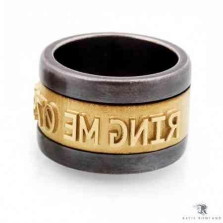 Un anillo de lujo, ¡para que te llamen! 5