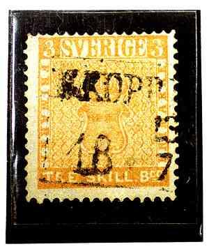 Vendido el sello más caro del mundo 3