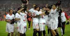 El Sevilla se llevó la Copa 3