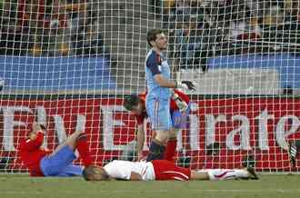 El partido de España y Honduras se jugará bajo cero 3