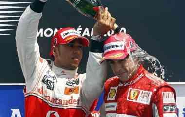 Lewis Hamilton lo deja claro: Alonso es un envidioso 3