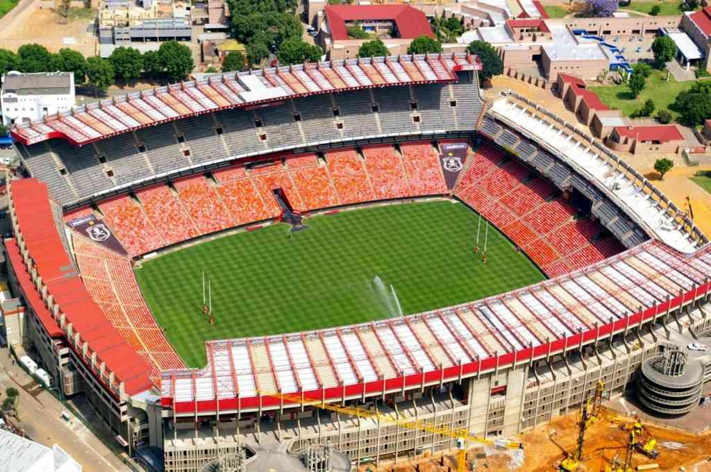 Estadio Ellis Park Sudáfrica 2010