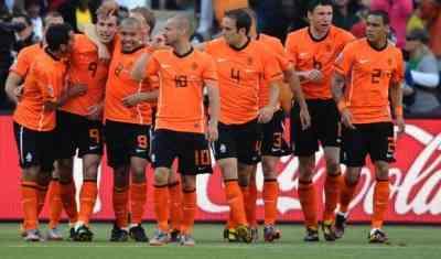 Holanda - Japón: en lucha por la clasificación directa 3