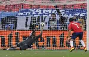 Chile gana a Suiza y tiene un pie en octavos 3