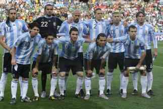 Argentina ya es la favorita del mundial 3
