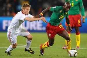 Camerún, la primera selección eliminada 3