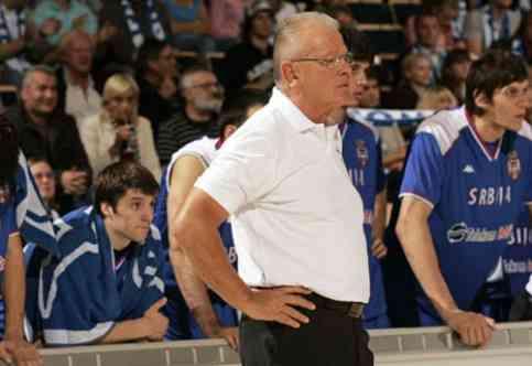 dusan ivkovic entrenador de serbia