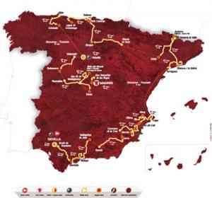 La Vuelta a España da un «bofetón» a RadioShack y BMC
