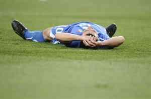 Italia se queda fuera del Mundial 3