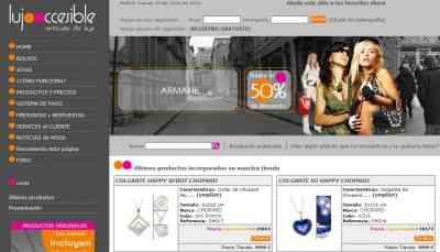 Lujo accesible, artículos de lujo a mejor precio