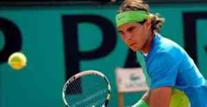 Rafa Nadal se mete en semifinales sufriendo ante Almagro 3