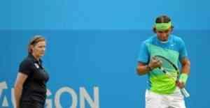 Rafa Nadal comienza muy fuerte en Queen's 3