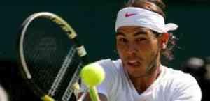 Rafa Nadal se estrena en la hierba de Wimbledon 3