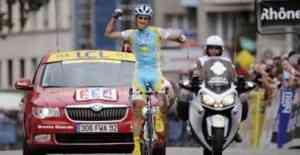 Dani Navarro gana la etapa de la Dauphiné 3