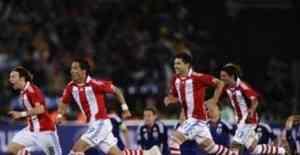 Paraguay se mete en cuartos 3