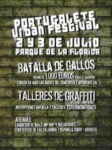 portugalete urban festival