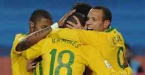 Brasil golea a Chile y se mete en cuartos de final 3