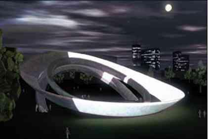 Un reloj lunar en Londres para 2012 6